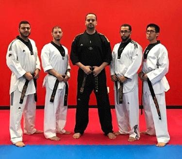 IMA-TKD-Instructors